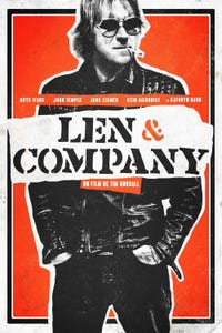 Len and Company as Zoe