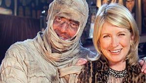 Martha Stewart Previews Her Halloween Special