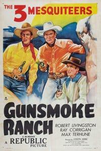 Gunsmoke Ranch as Jed