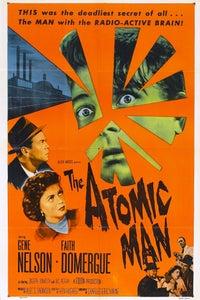 The Atomic Man as Inspector Hammond