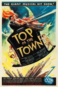 Top of the Town as Henry Borden