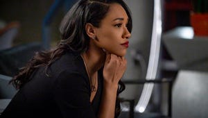 The Flash Finale Hints at Iris Being the Next Villain