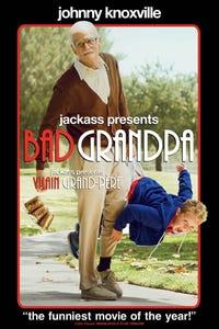 Jackass Presents: Bad Grandpa as Old Woman