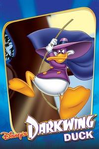 Darkwing Duck as Gosalyn