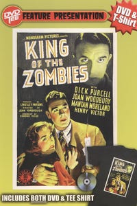 King of the Zombies as James 'Mac' McCarthy