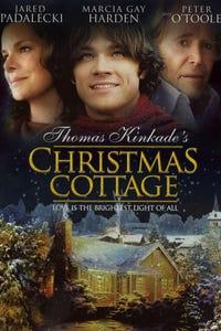 Thomas Kinkade's Christmas Cottage as Vesta