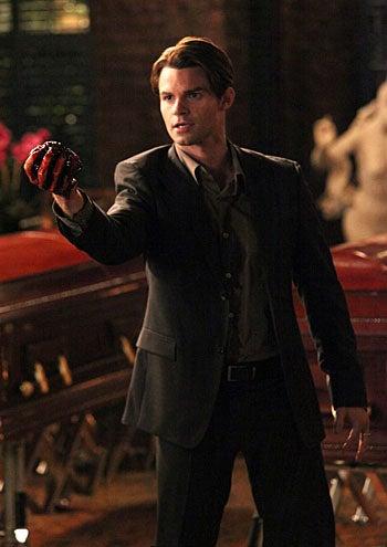 "Vampire Diaries - Season 3 - ""The Ties That Bind"" - Daniel Gillies as Elijah"