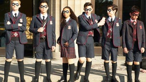 The Best New Shows and Movies on Netflix This Week -- Umbrella Academy, Breaker Upperers