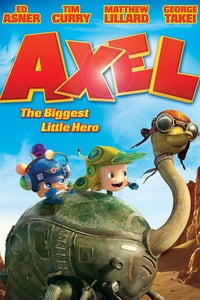 Axel: The Biggest Little Hero as Lizard King