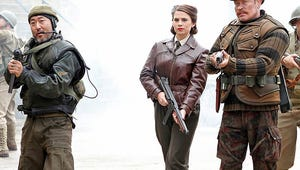 First Look: Haley Atwell's Agent Carter on Marvel's Agents of S.H.I.E.L.D.