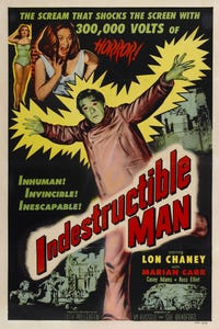 The Indestructible Man as The Butcher/Charles Benton