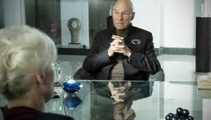 Star Trek: Picard Trailer Reveals Data, Seven of Nine Will Return