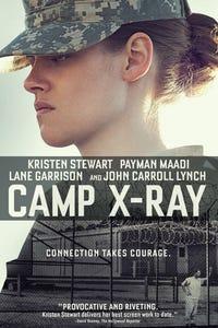 Camp X-Ray as Night Shift C.O.