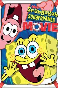 The SpongeBob SquarePants Movie as King Neptune