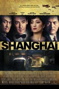 Shanghai as Ben Sanger