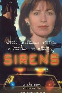 Sirens as Sally Rawlings