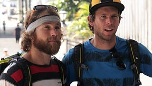 Amazing Race's Andy and Tommy: We Trusted Our Taxi Driver Too Much