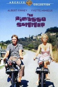 The Picasso Summer as George Smith