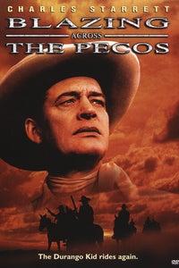 Blazing Across the Pecos as Lola Carter