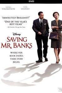 Saving Mr. Banks as Robert Goff Travers