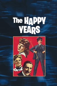 The Happy Years as Samuel H. Stover Sr.