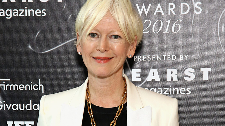 Editor-in-chief of Cosmopolitan Joanna Coles