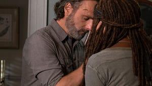The Walking Dead: Watch Rick Finally Read Carl's Letter