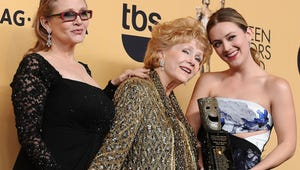 Billie Lourd Pays Heartbreaking Tribute to Carrie Fisher and Debbie Reynolds