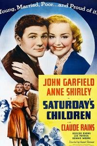 Saturday's Children as Cabbie