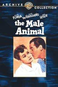 The Male Animal as Ellen Turner