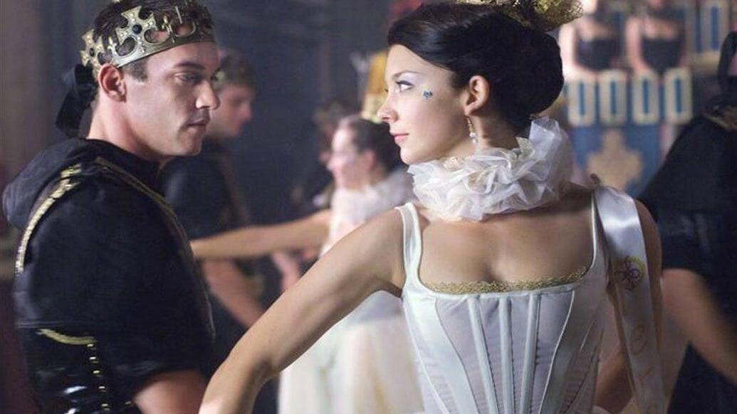 Jonathan Rhys Meyers and Natalie Dormer, The Tudors