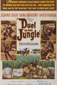 Duel in the Jungle as Marian Taylor