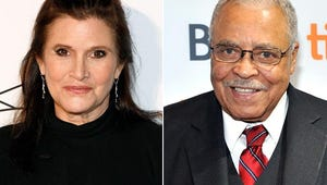 Big Bang Theory Scoop: Details on James Earl Jones and Carrie Fisher's Guest Roles