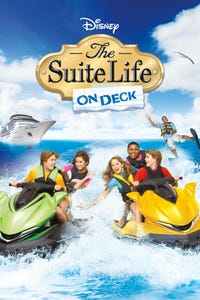 The Suite Life on Deck as London Tipton