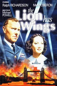 The Lion Has Wings as Briefing Officer