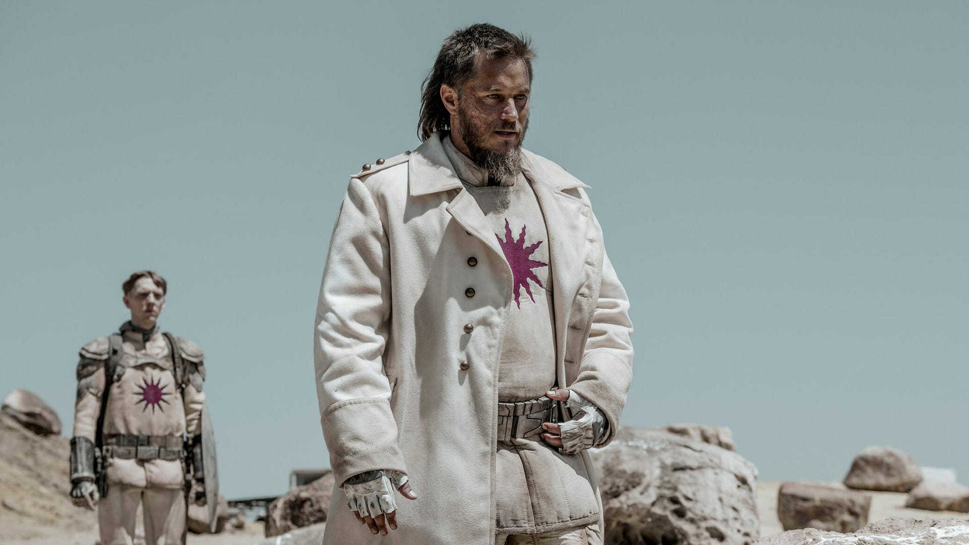 Travis Fimmel, Raised by Wolves