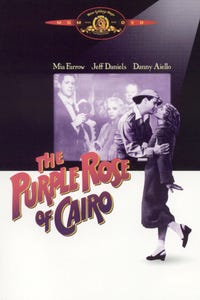 The Purple Rose of Cairo as Gil's Agent