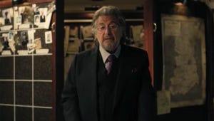Watch the Trailer for Amazon's Al Pacino Nazi-Killer Show Hunters