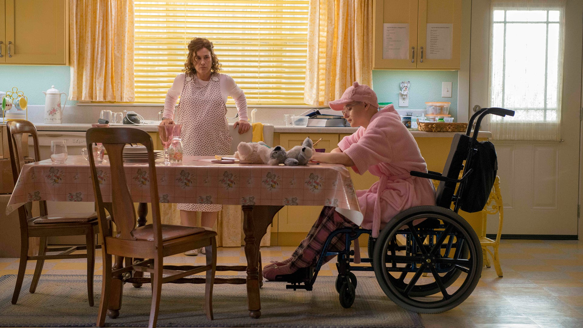 Patricia Arquette and Joey King, The Act