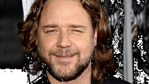 Movie News: Russell Crowe Steps In for Brad Pitt