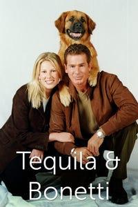 Tequila and Bonetti as Angela Garcia