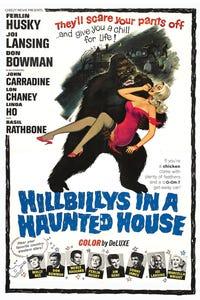 Hillbillies in a Haunted House as Maximillian