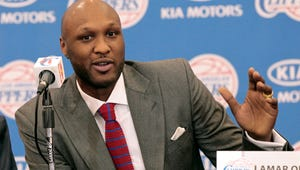 Report: Lamar Odom Is Off Dialysis