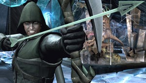 Exclusive: Stephen Amell Brings His Arrow Alias to the Injustice Video Game