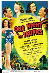 One Night in the Tropics as Senor Escobar