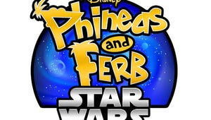 Phineas and Ferb Channels the Force, Announces Star Wars Episode