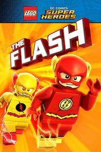 LEGO DC Super Heroes: The Flash as Wonder Woman / Diana Prince