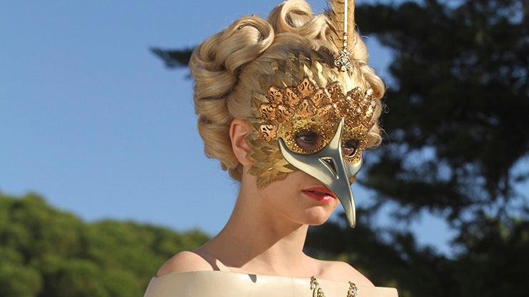 Stefanie Martini as Lady Ev