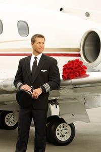 Jake Pavelka as Forrester Pilot