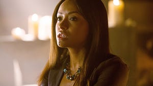 No Magic for Bonnie? Sibling Rivalry? Vampire Diaries Boss Answers Premiere Burning Questions